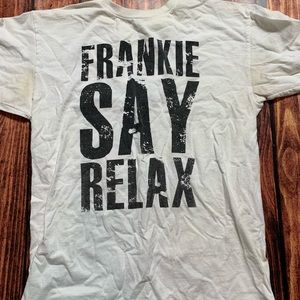 Tops - Frankie Say Relax Vintage T-Shirt